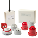 FireCell components - fire alarm systems