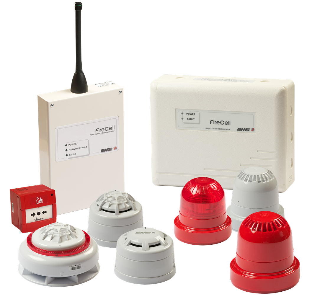 Fire Alarm System Installation And Maintenance  Wireless