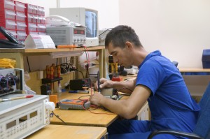 Periodic electrical inspections - electrician testing