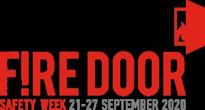 Fire Door Safety Week logo 2020
