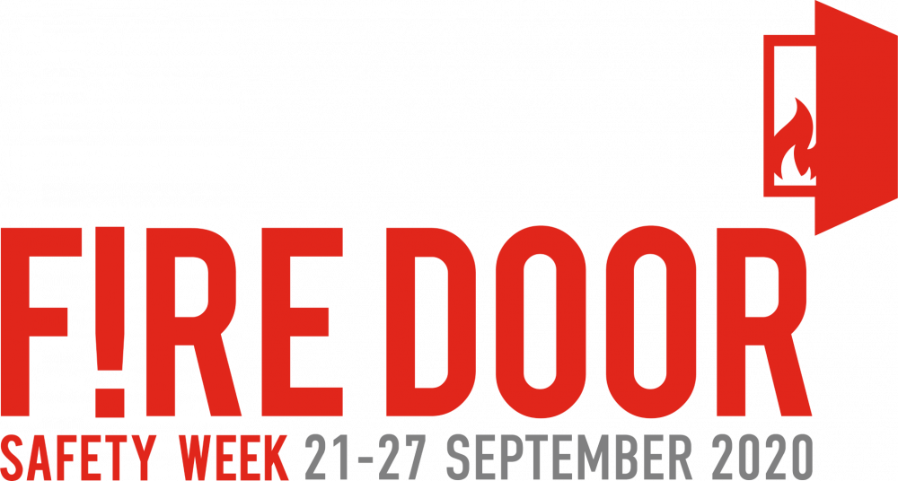 Fire Door Safety Week logo 2020